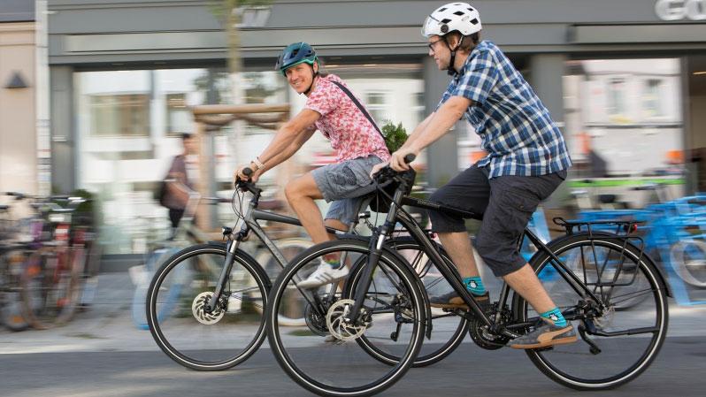 In sechs Schritten zum passenden E-Bike