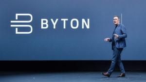 Byton-Chef Daniel Kirchert