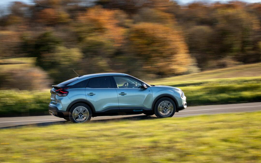 Citroën ë-C4: Streckübung auf der Einheits-Plattform