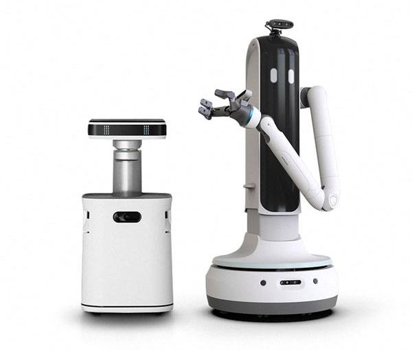 CES 2021: Die Roboter kommen ins Haus
