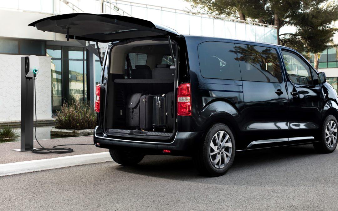 RobinTV E-News: Citroën bringt elektrischen Van für Familien