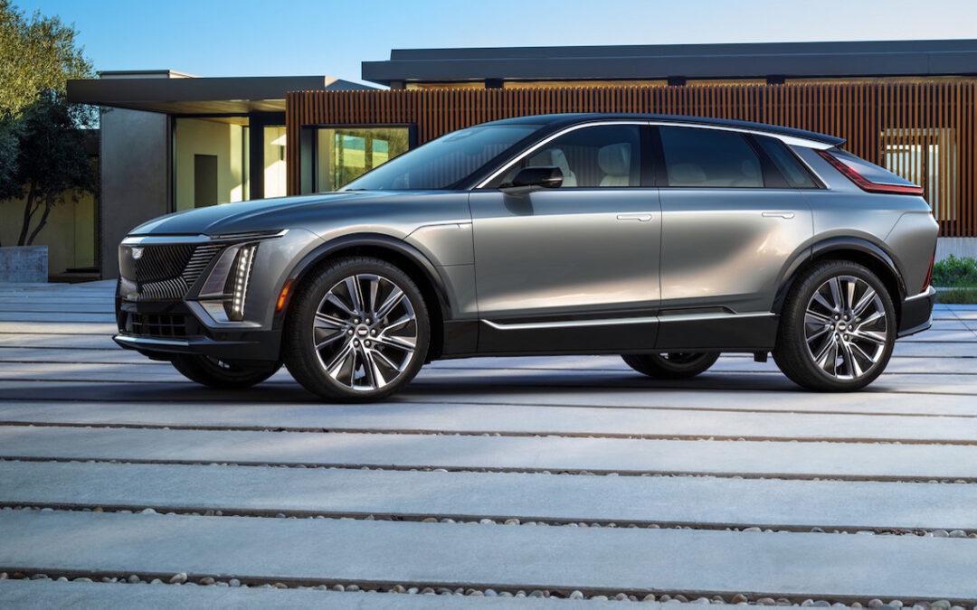 Cadillac Lyriq: Debut Edition in 19 Minuten ausverkauft