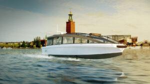 Tragflächenboot Candela