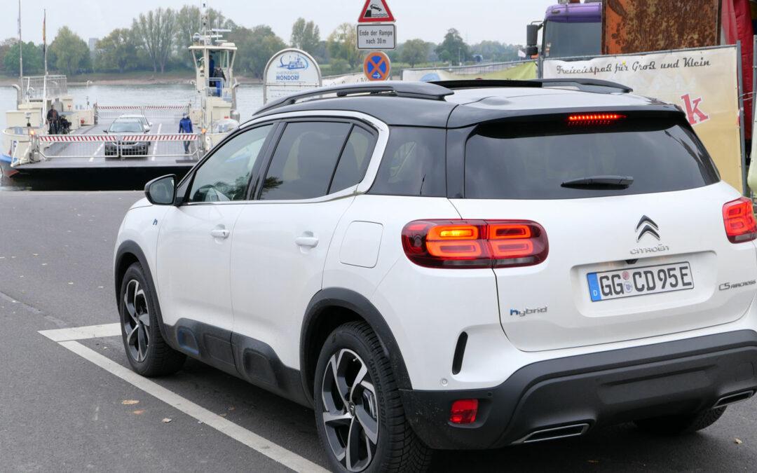 Citroën C5 Aircross Hybrid: Smarte Übergangslösung