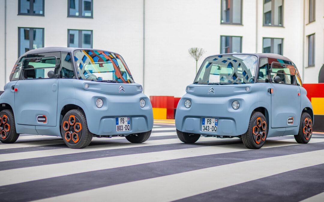 Citroën bringt Elektro-AMI nicht nach Deutschland