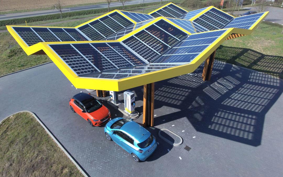 Elektroautos: Mit der perfekten Lade-Strategie schneller ans Ziel