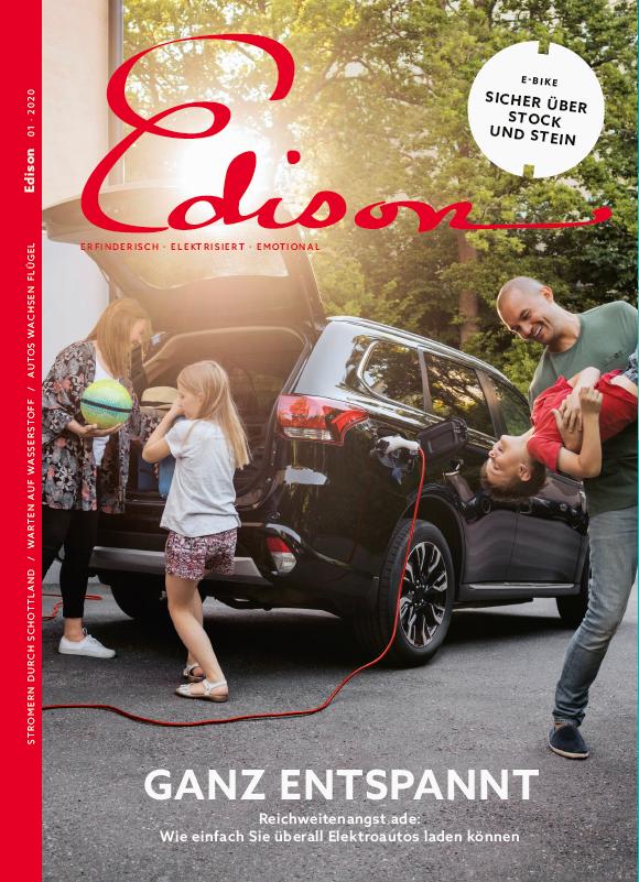 Cover der Edison-Ausgabe 02/2020