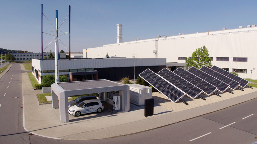 VW-Werk Zwickau