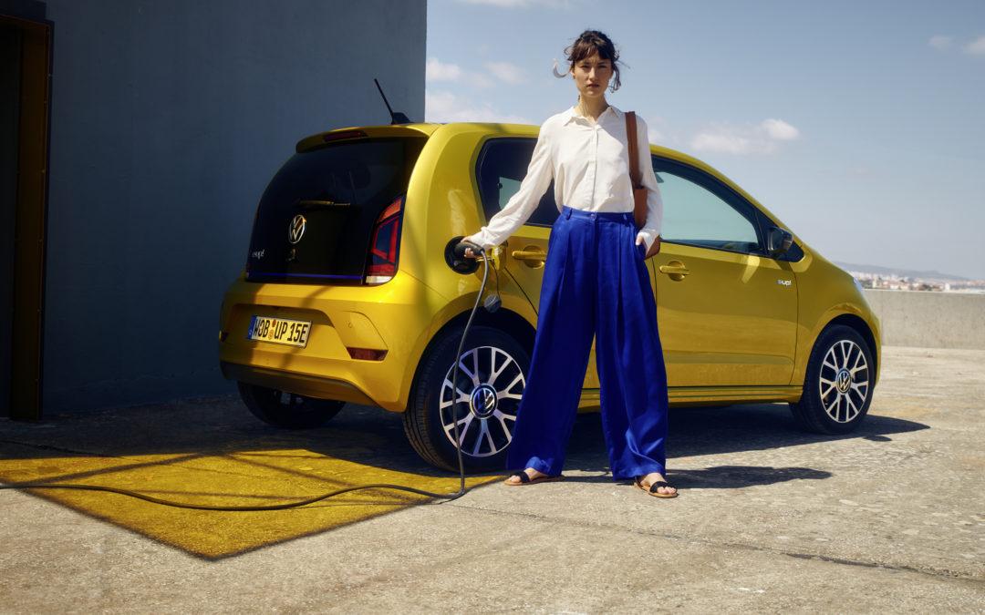 RobinTV E-News: Jeder zweite bestellte VW Up! ist ein Elektroauto