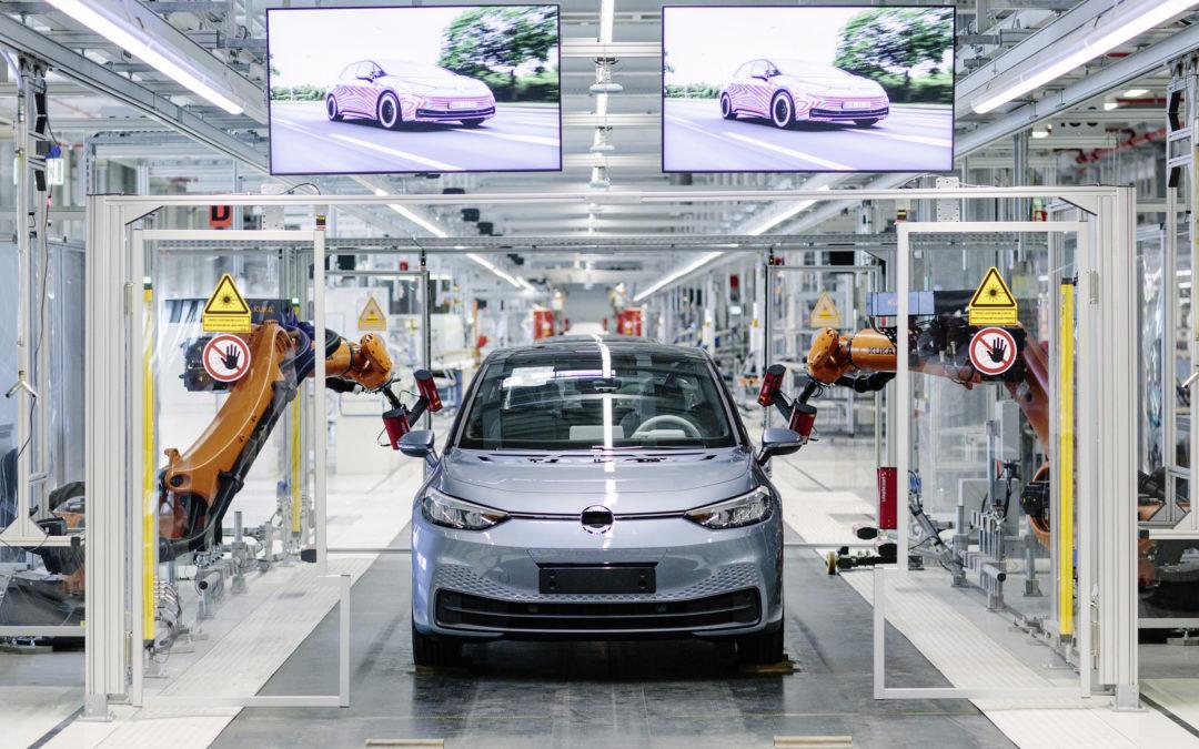 RobinTV E-News: Serienversion des VW ID.3 soll im September kommen