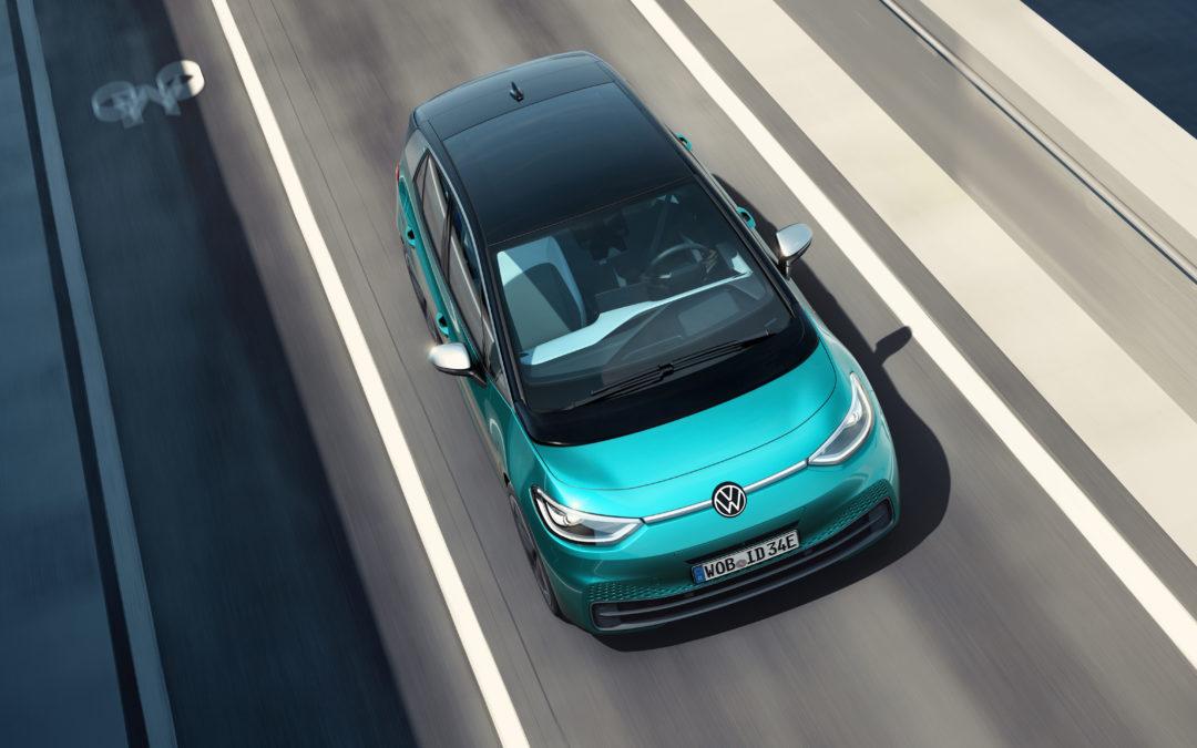 RobinTV E-News: VW sieht ID.3 nach Langstreckentest auf gutem Weg