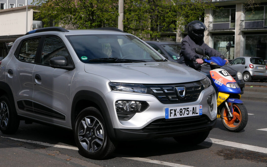 Dacia Spring Electric für eine elektromobile Grundversorgung