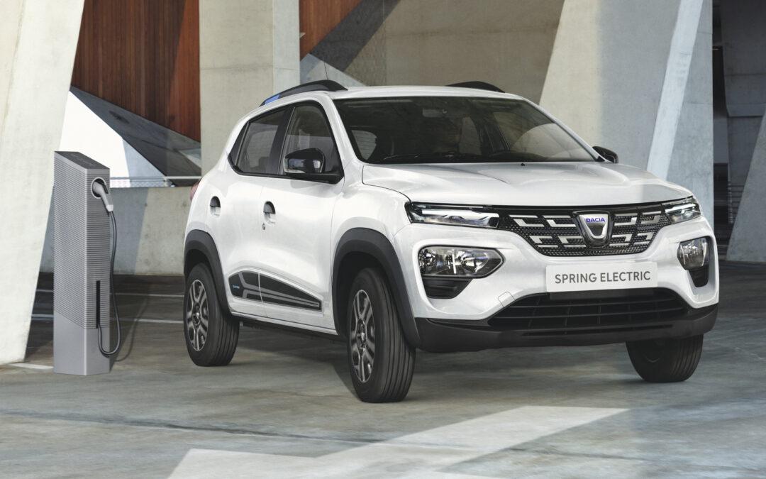 Dacia Spring Electric: Ab September für 21.790 Euro