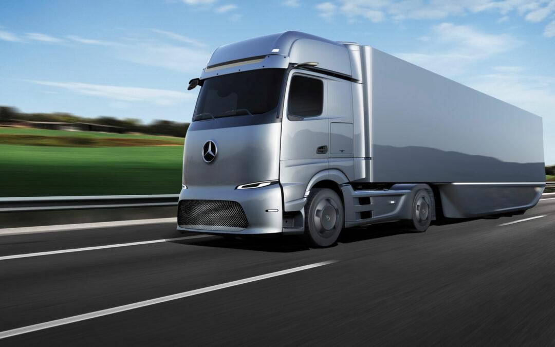 Daimler Truck setzt auf Batterie und Brennstoffzelle