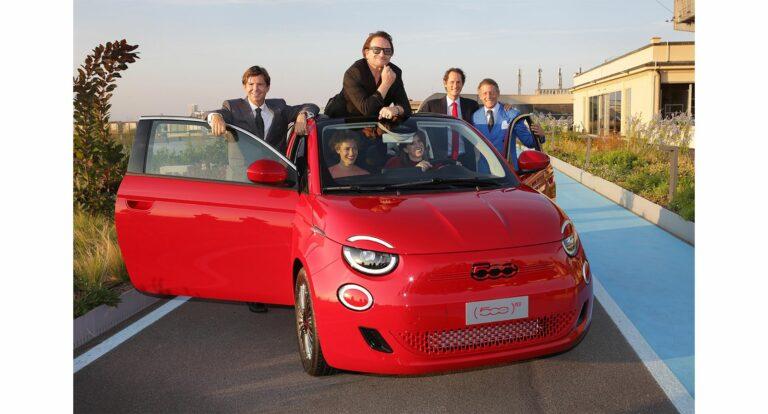 Fiat setzt auf Grün-Rot – und auf Elektroautos