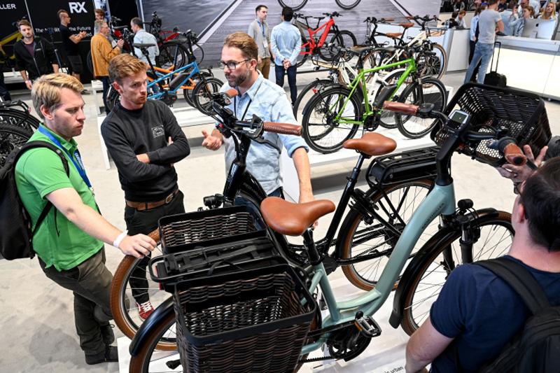 Eurobike-Messe im Zeichen des E-Bike-Booms