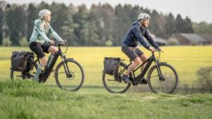 E-Bikes auf Tour