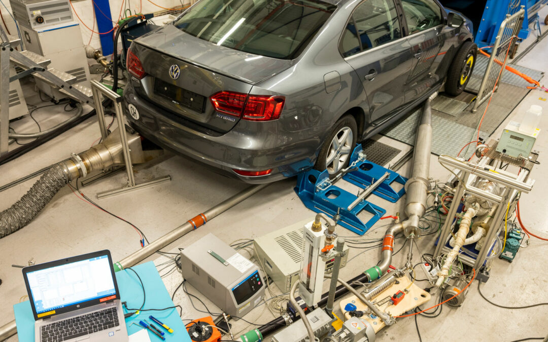 Feinstaub: Verschärfen Elektroautos das Problem?