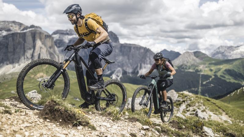 E-Bikes verändern den Tourismus in den Alpen