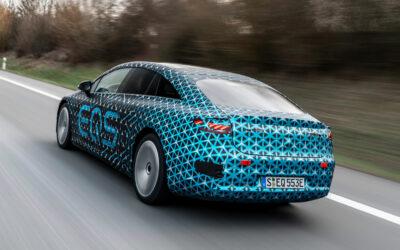 Mercedes EQS: So fährt die neue elektrische S-Klasse