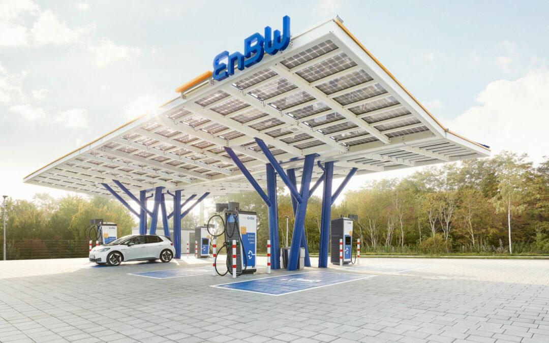 EnBW erhöht die Preise für Autostrom