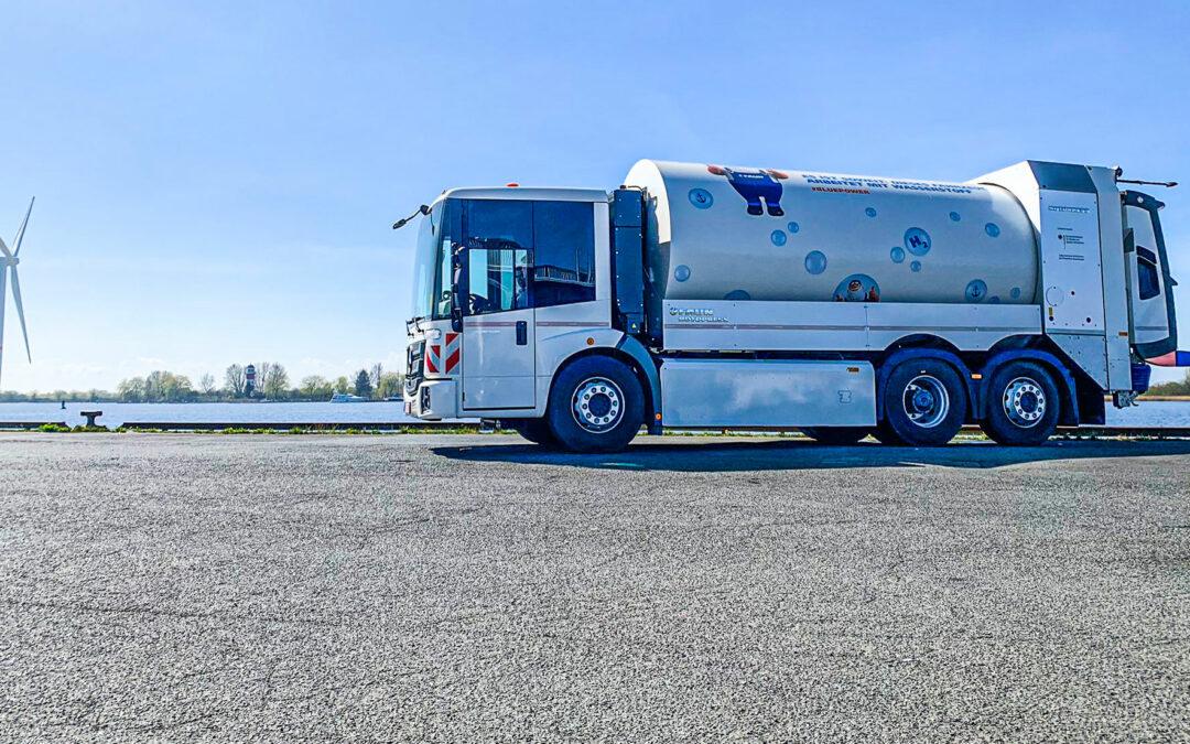 Faun: Umweltfreundliche Müllwagen für den Norden