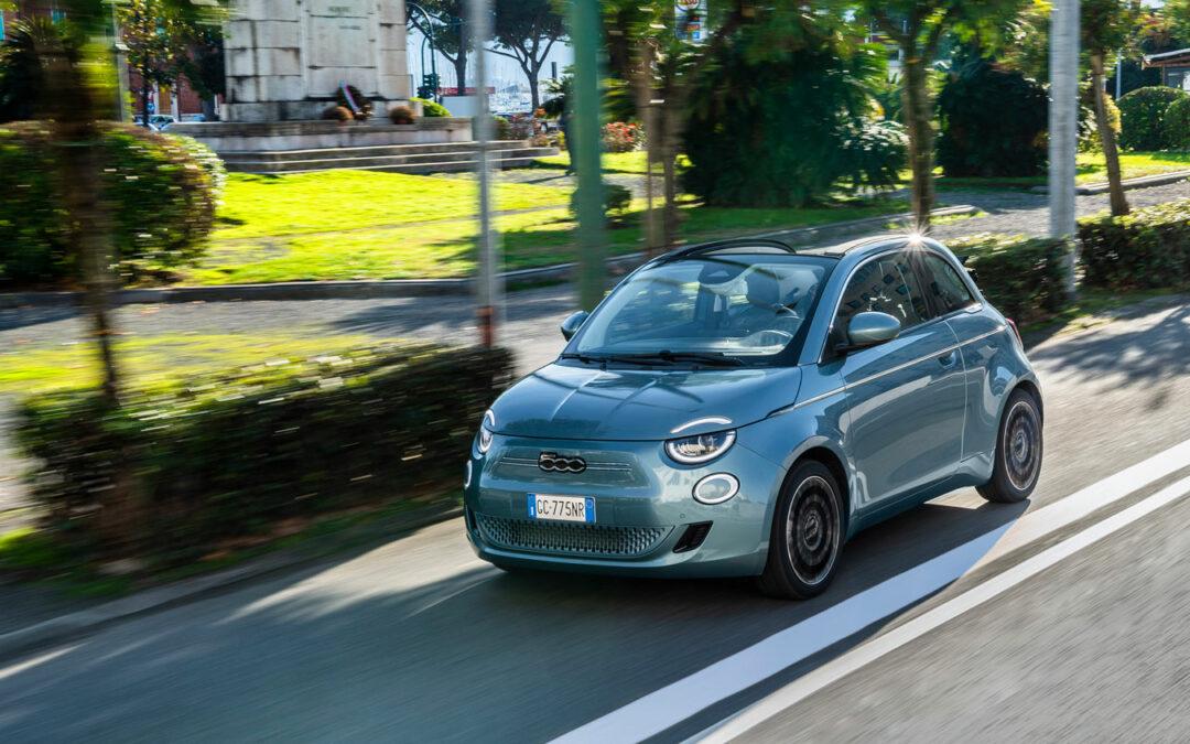 Fiat macht spätestens 2030 Schluss mit dem Verbrenner