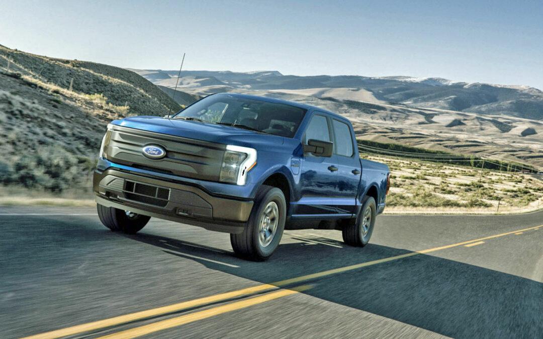 Ford macht Cybertruck mit F-150 Lightning Konkurrenz
