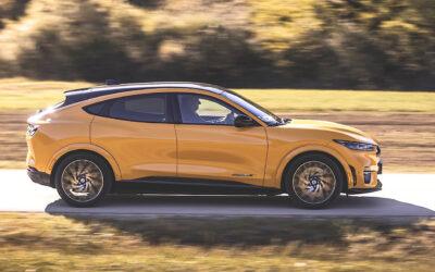 Ford Mustang Mach-E jetzt auch als GT