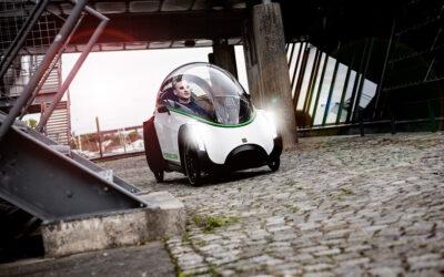 Frikar als Alternative zum Lastenrad im Stadtverkehr