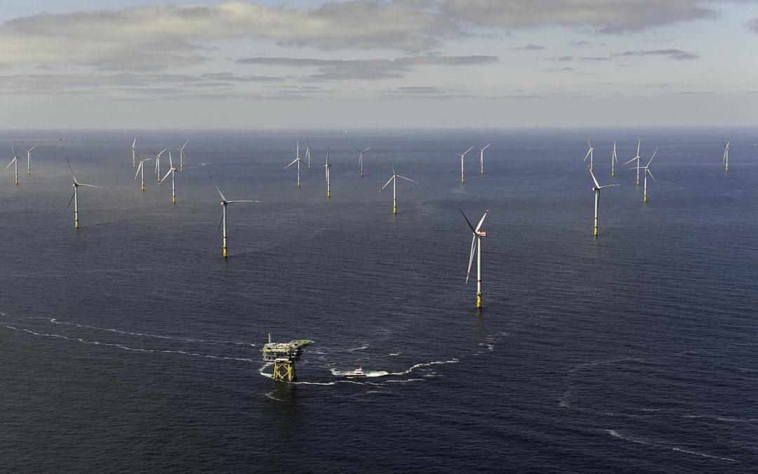 Niederlande baut Windkraft  auf See massiv aus