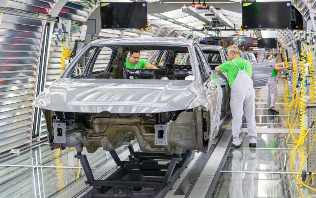 Ab 2035 nur noch Elektroautos?