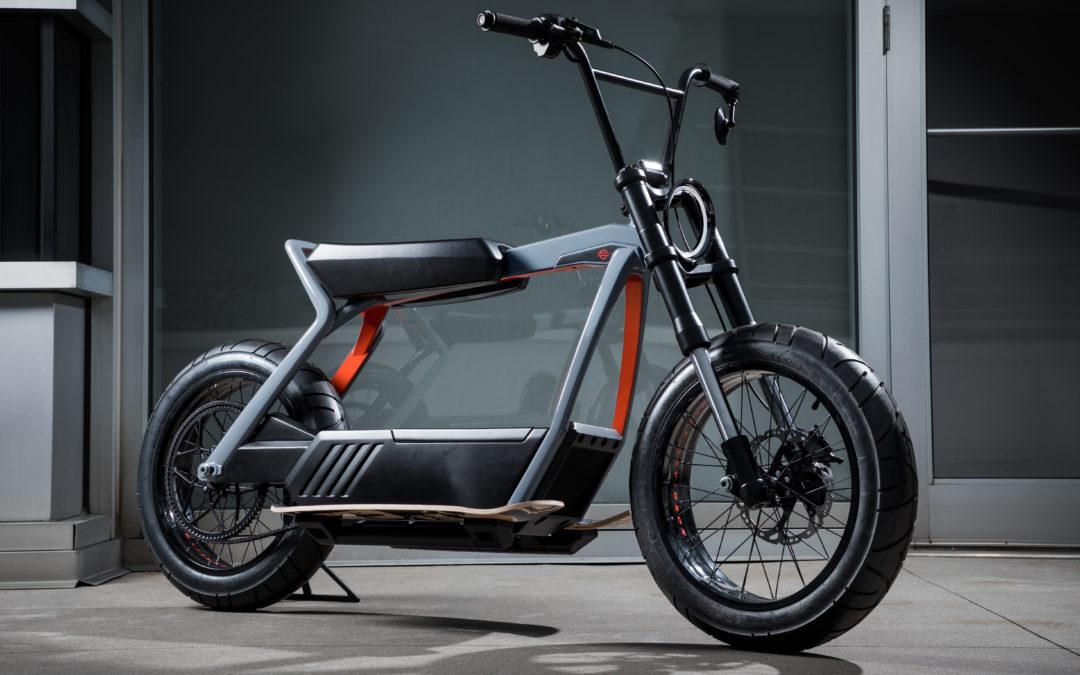 Harley-Davidson: neue Details zum elektrischen Roller