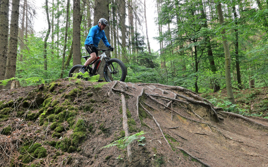 Haibike XDuro FullFatSix: Ein E-Bike für die Sandkiste