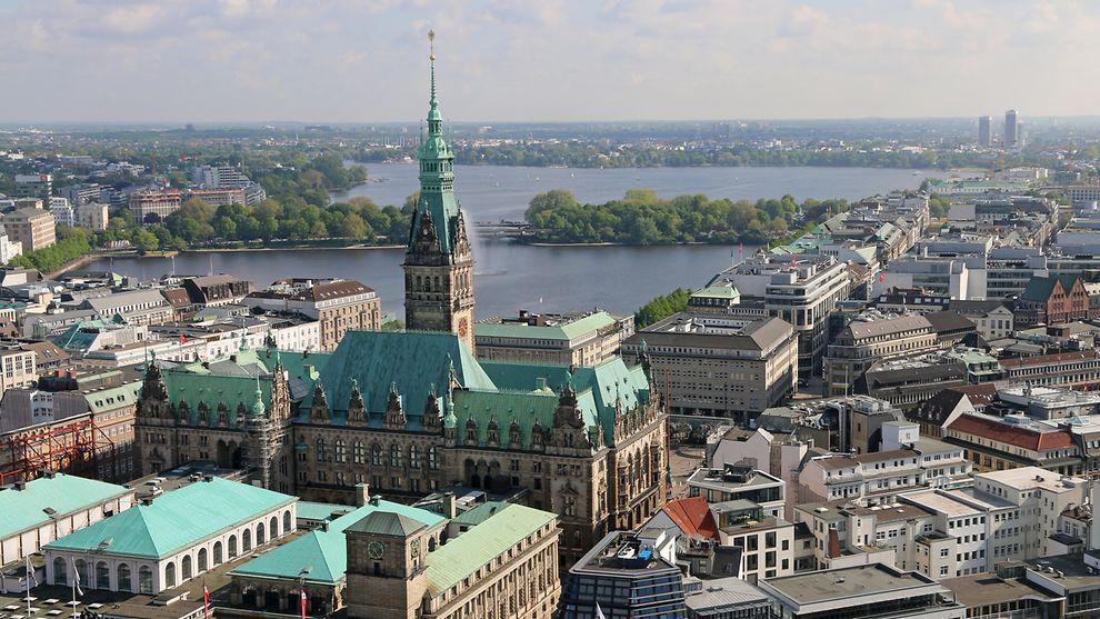 Earth Day: Startup knöpft sich die Luft in Hamburg vor