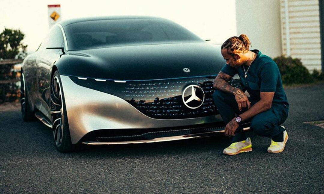 Mercedes startet mit dem EQS breite Elektro-Offensive