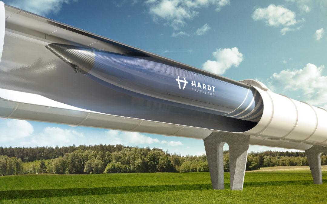 Hyperloop: in einer halben Stunde von Düsseldorf nach Amsterdam