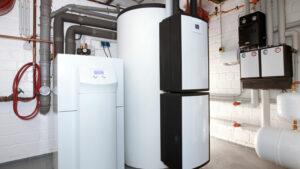 Wärmepumpen sorgen in Häusern und Wohnungen für die Wärmewende