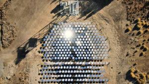 Solarthermieanlage des US-Start-ups Heliogen