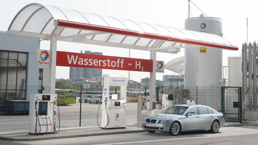 BMW Hydrogen 7 von 2006