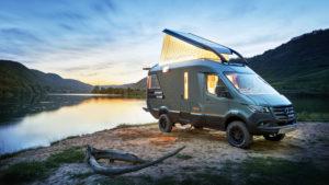 Reisemobil-Studie Vision Venture von Hymer