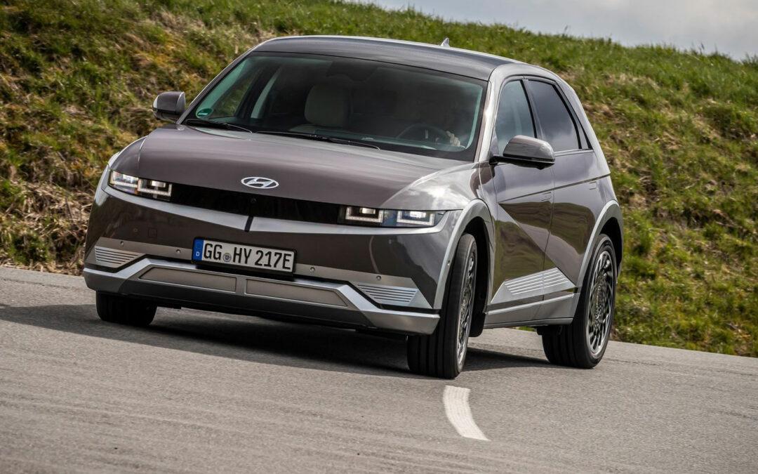 Ioniq 5: Erste Ausfahrt mit Hyundais 800-Volt-Stromer
