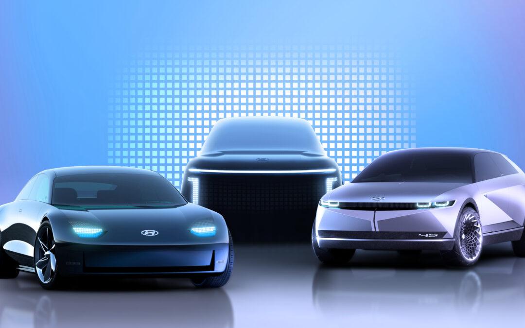 Hyundai erhebt Ioniq zur neuen Elektro-Marke