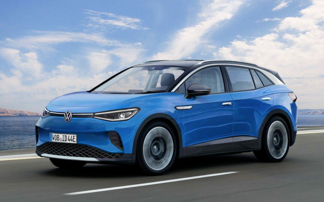 Stromaufwärts: VW startet Countdown für ID.4 und ID.5