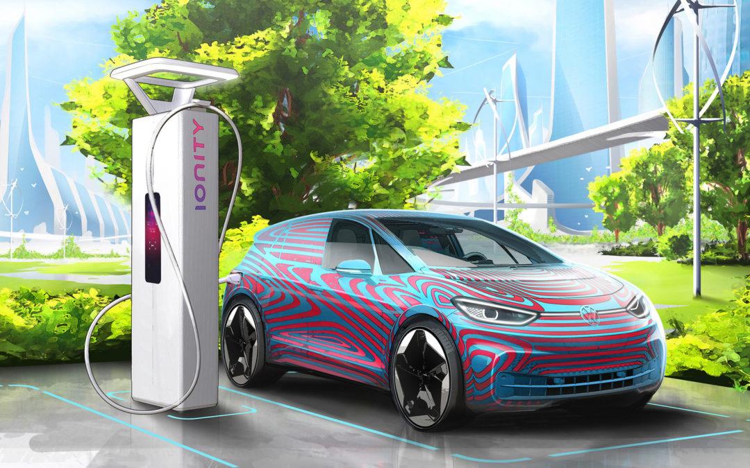 Volkswagen kritisiert neues Tarifmodell von Ionity