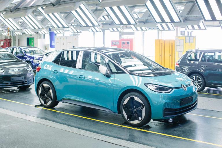 VW hält an Terminplan für den Start des ID.3 fest
