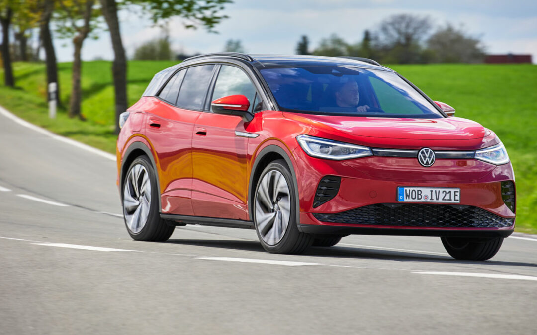 VW ID.4 GTX: Da macht das Familienauto so richtig Spaß