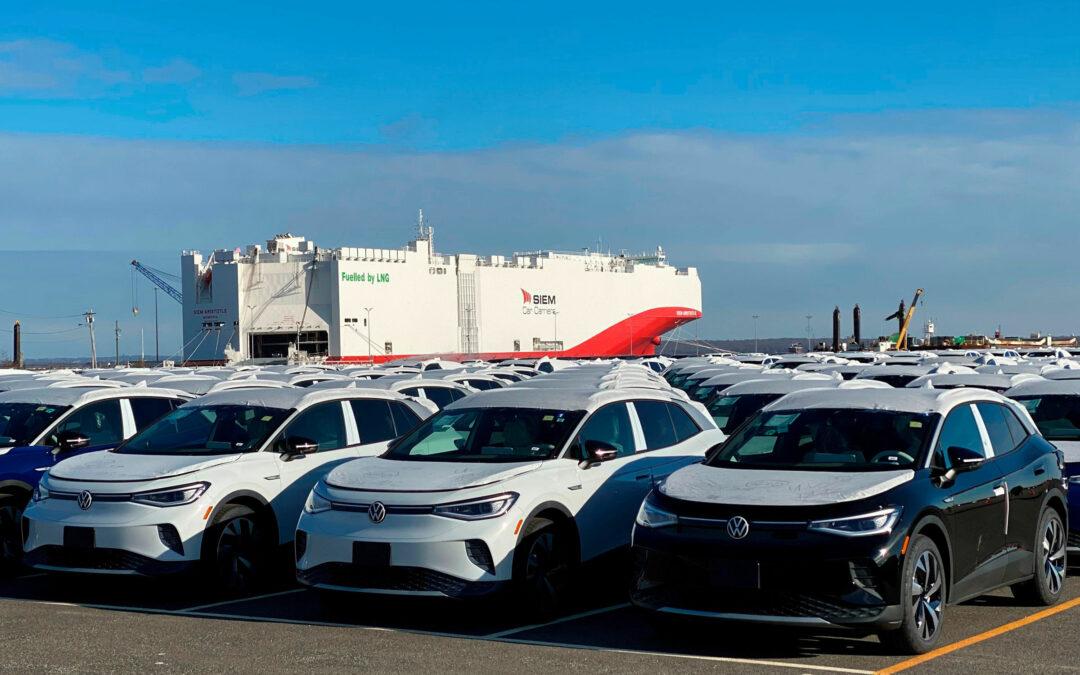 Mehr neue Elektroautos in Deutschland als in USA