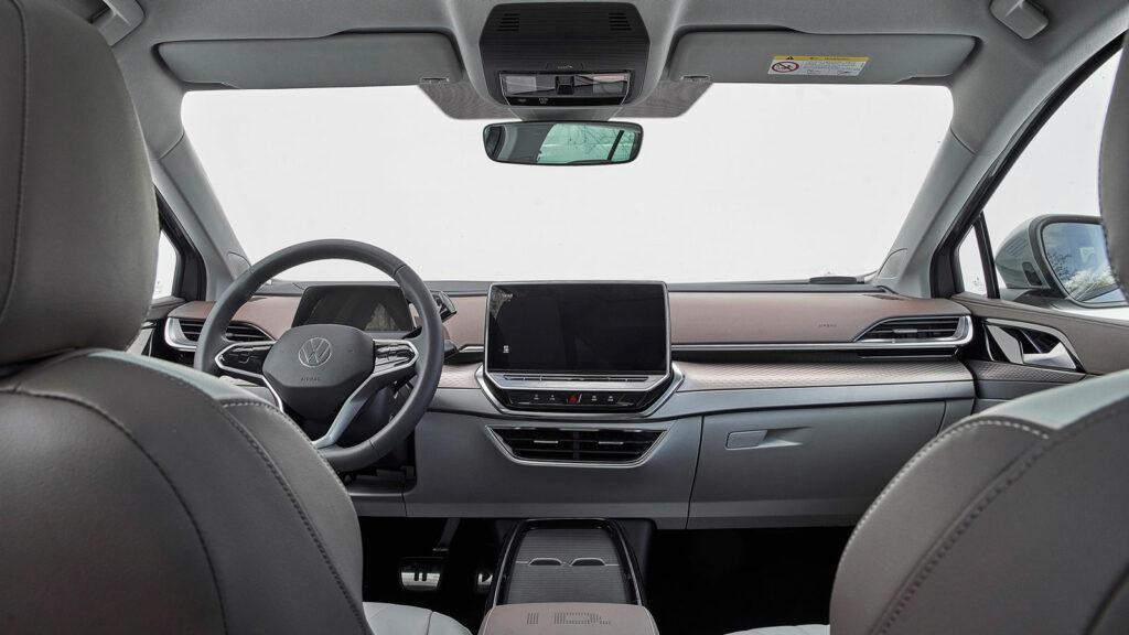 Innenraum des VW ID.6