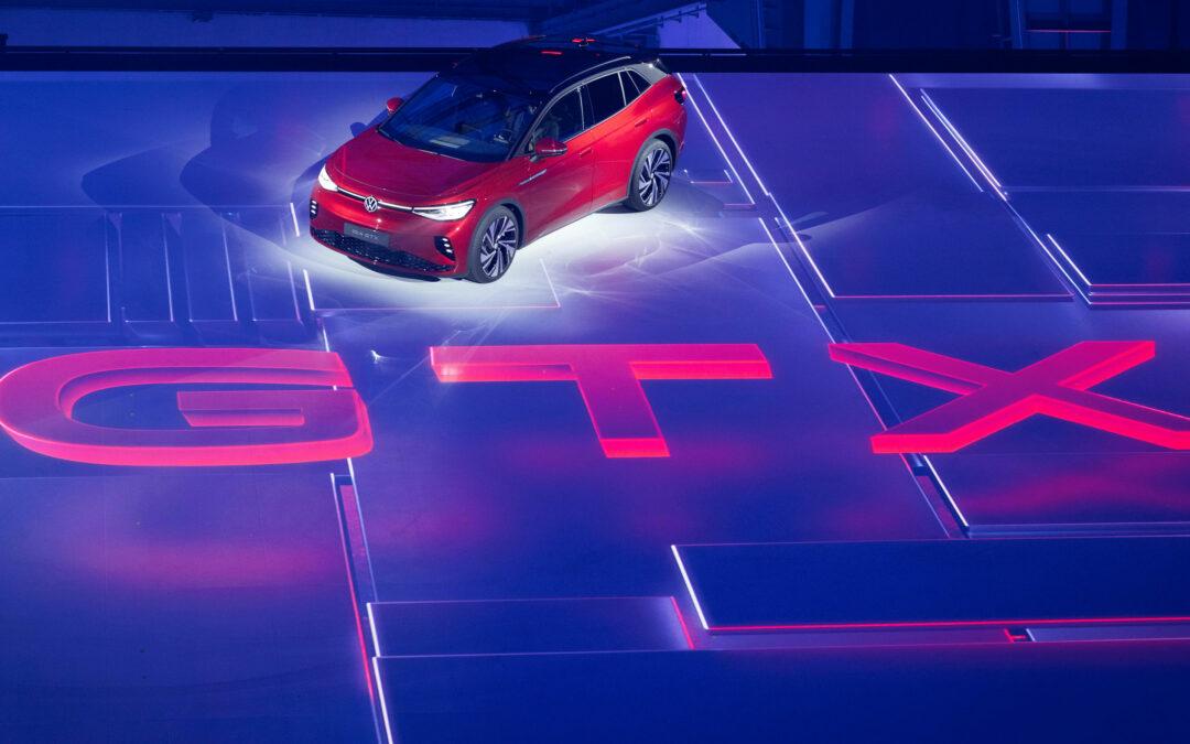 ID.4 GTX: Volkswagen bringt den ersten elektrischen GTI